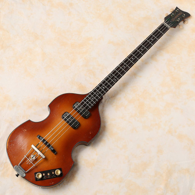 Hofner/H 500/1 Relic 60 Violin Bass Limited #006