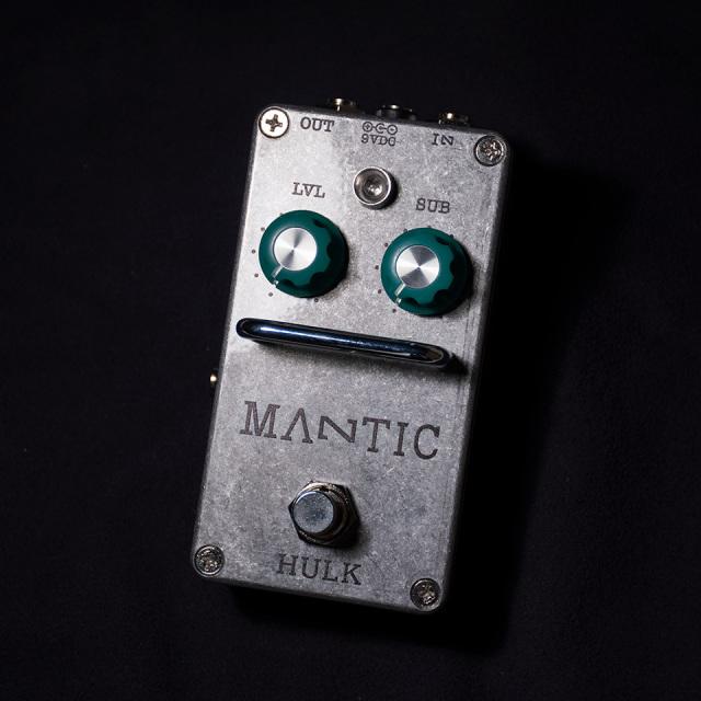 Mantic Effects/Hulk