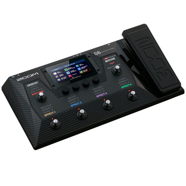 ZOOM/G6【お取り寄せ商品】