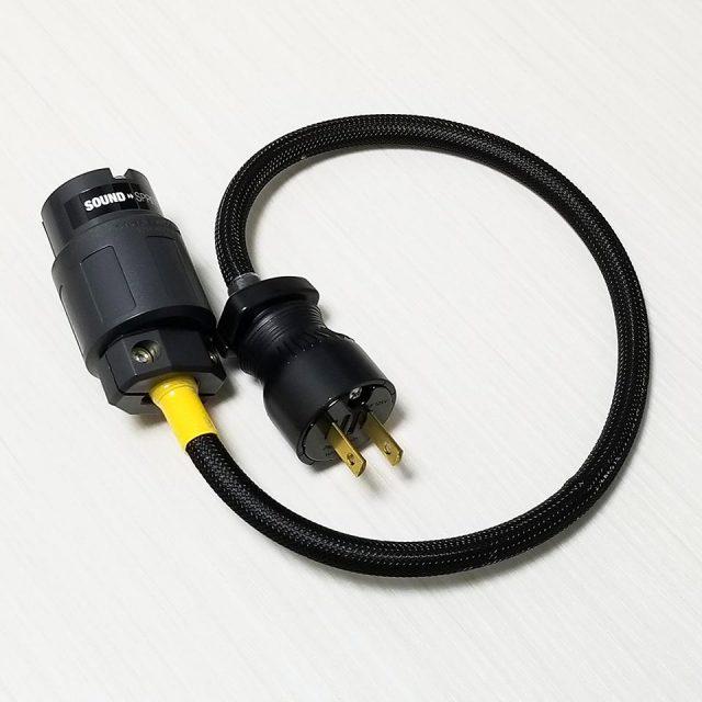 SOUND SPRITE/Corona Conversion+ 2P-3P【電源ケーブル】【デモ機展示中】【在庫あり】