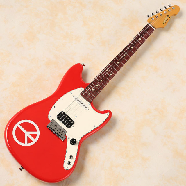 ATELIER Z/KANAME NEMOTO(根本 要) Signature Model Type1 (Fiesta Red) #027 スタレビのステッカープレゼント!!