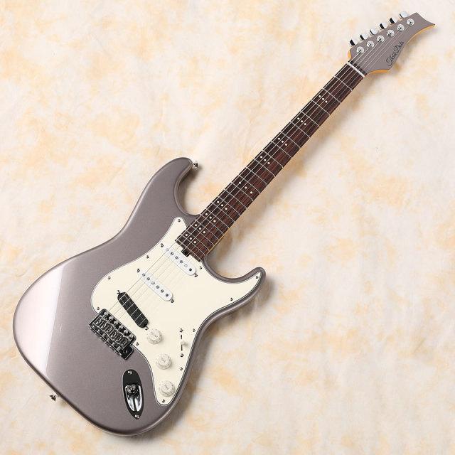 Three Dots Guitars/S DGM (Dolphin Gray Metallic / Rose)