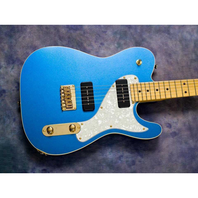 "Moon/RM 270 ""REGGAE MASTER"" DX GOLD (Lake Placid Blue/Maple) JOHN MAYER Spec!!【お取り寄せ商品】【納期はお問い合わせください】"