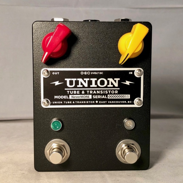 UNION TUBE&TRANSISTOR/Never MORE【お取り寄せ商品】