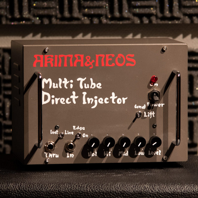 AKIMA&NEOS/Multi Tube Direct Injector Mod【在庫あり】