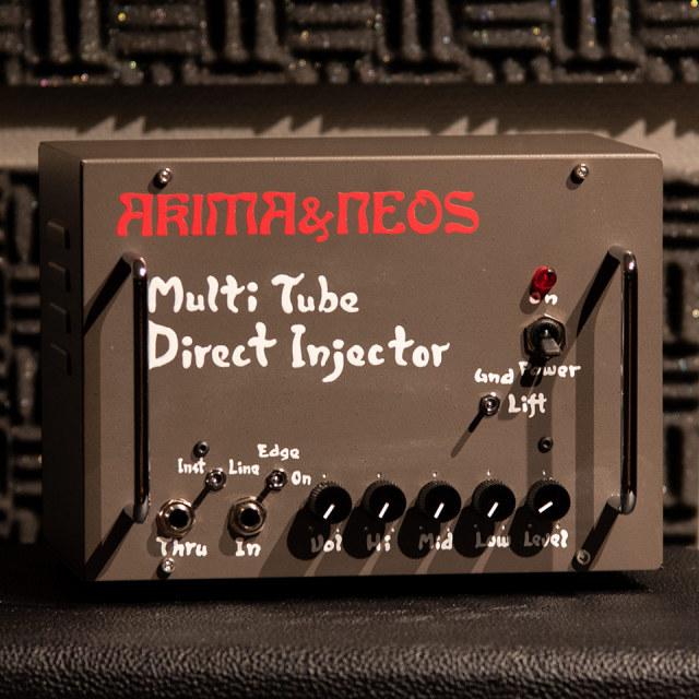 AKIMA&NEOS/Multi Tube Direct Injector Mod【お取り寄せ商品】
