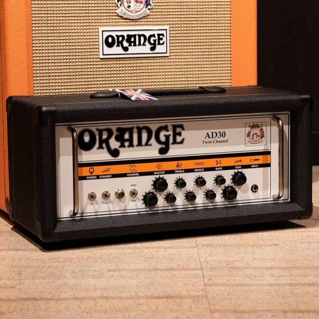 ORANGE/AD30 HTC Black【在庫あり】