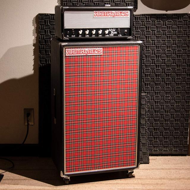 AKIMA&NEOS/Wild Bass 100 & 15/12 Bass Cabinet Set【在庫あり】【1908E1】