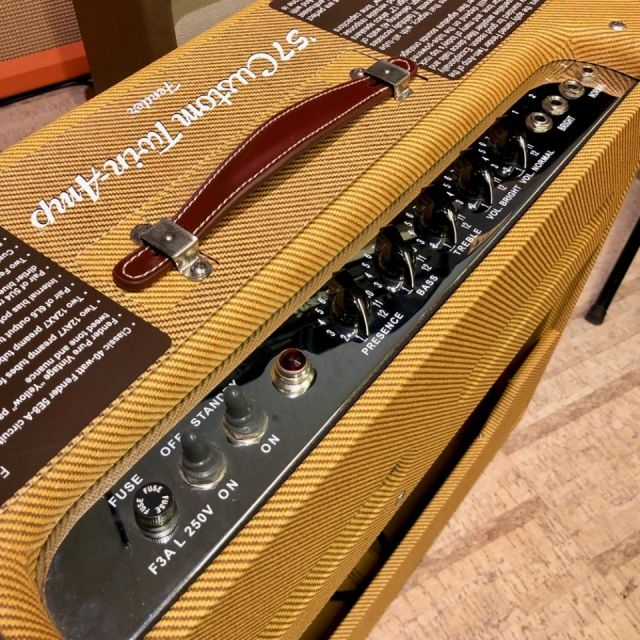 Fender/'57 Custom Twin Amp (Tweed Lacquer/Hand Wired)【店頭展示品特価】【1908E1】
