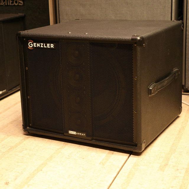 GENZLER/BA12-3 Bass Array ベースアンプ キャビネット [350W/8Ω] デモ機展示中!!【お取り寄せ商品】
