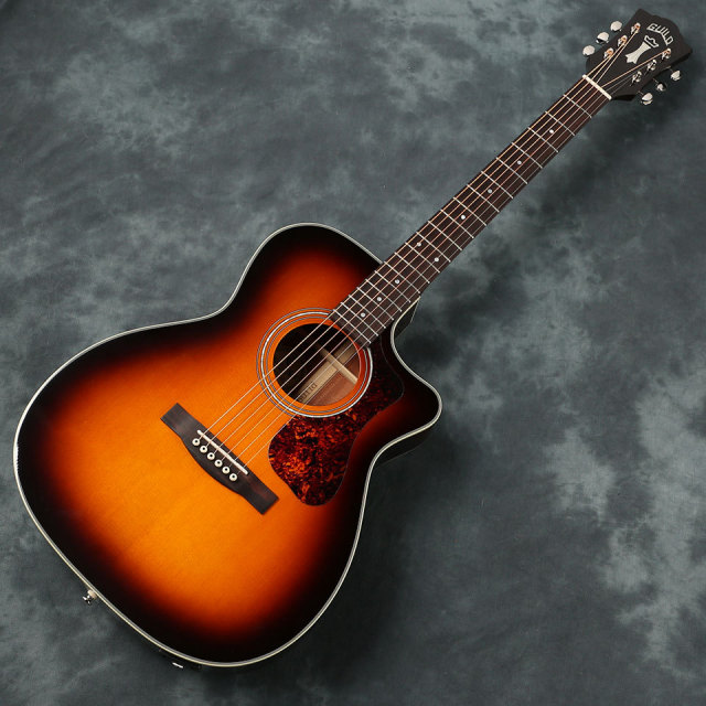 GUILD/Westerly Collection OM-140CE SB【お取り寄せ商品】