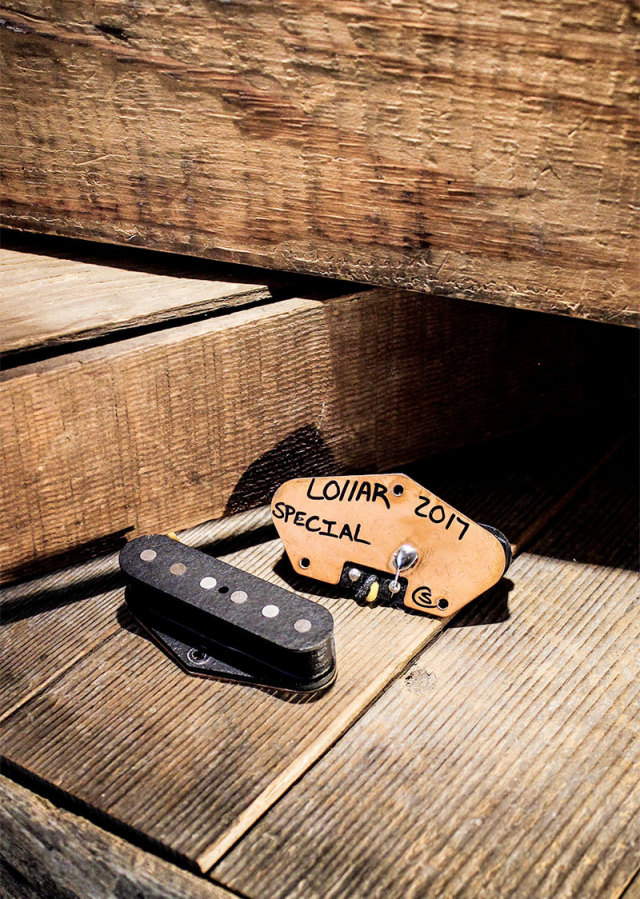 LOLLAR PICKUPS/Special T Bridge【お取り寄せ商品】