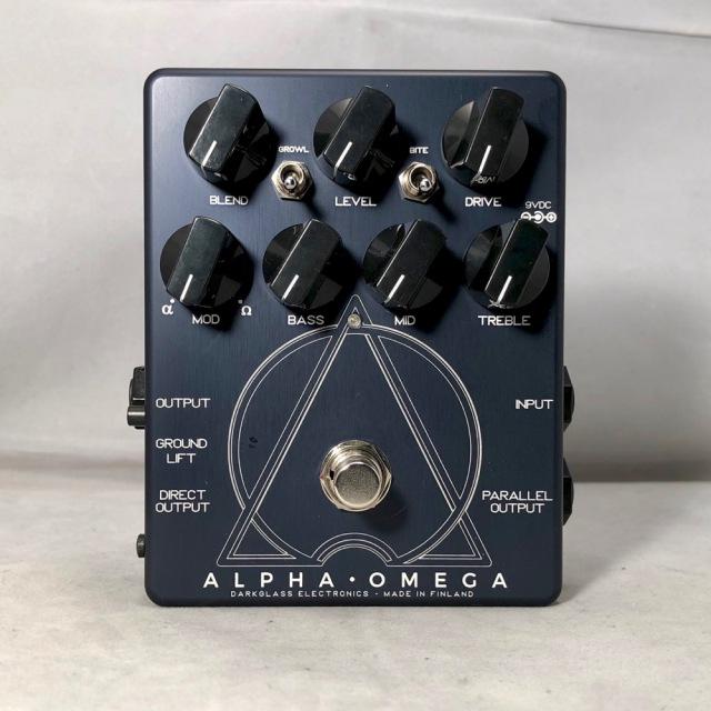 Darkglass Electronics/ALPHA OMEGA【在庫あり】