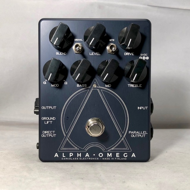 Darkglass Electronics/ALPHA OMEGA【お取り寄せ商品】