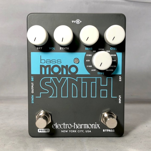 Electro-Harmonix/Bass Mono Synth【在庫あり】