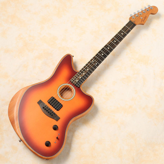 Fender/American Acoustasonic Jazzmaster (Tobacco Sunburst)【お取り寄せ商品】