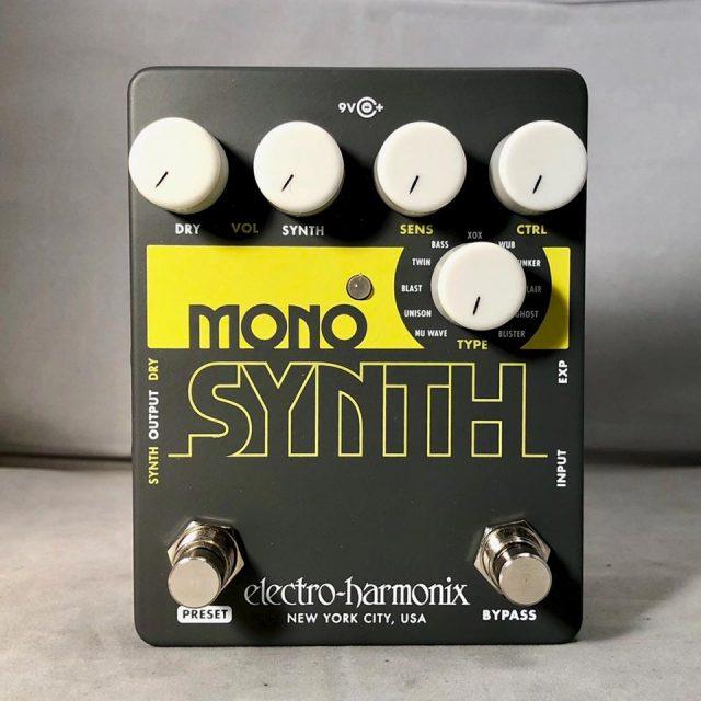 Electro-Harmonix/Mono Synth【お取り寄せ商品】