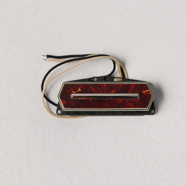 LOLLAR PICKUPS/Charlie Christian For Tele Body Mount (Tortoise)【お取り寄せ商品】【受注生産】