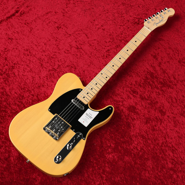 Fender/Made in Japan Traditional 50s Telecaster (Butterscotch Blonde)【お取り寄せ商品】