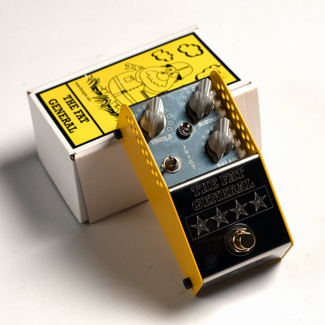 Thorpy FX/The FAT GENERAL Parallel Compressor V2【在庫あり】