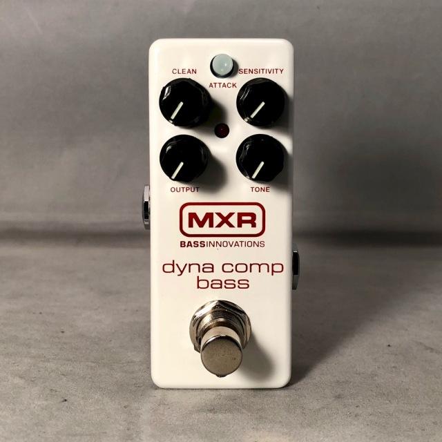 MXR/M282 DYNA COMP BASS COMPRESSOR【お取り寄せ商品】