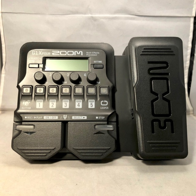 ZOOM/G1X FOUR【お取り寄せ商品】