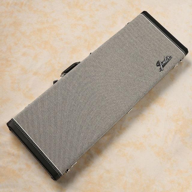Fender/G&G DELUXE HARDSHELL CASES ( Black Tweed ) STRATOCASTER / TELECASTER