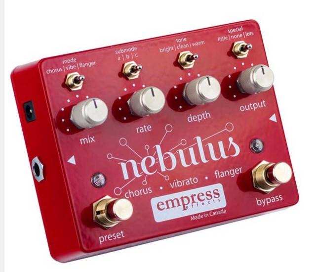 Empress Effects/Nebulus【お取り寄せ商品】