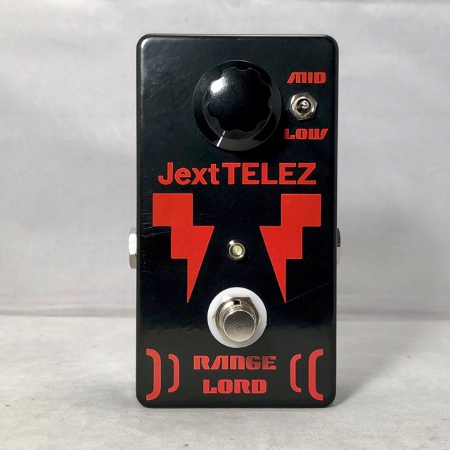Jext Telez/Range Lord Red【在庫あり】