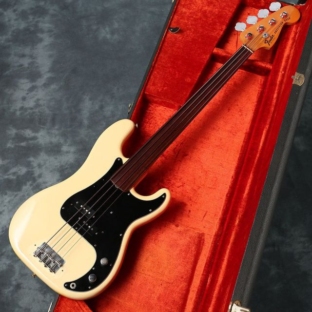 Fender/Precision bass Fretless 1978 OWH【USED】【VINTAGE】