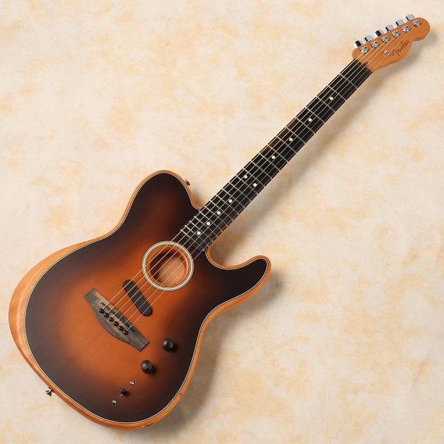 Fender/American Acoustasonic Telecaster (Sunburst)【送料無料】【お取り寄せ商品】
