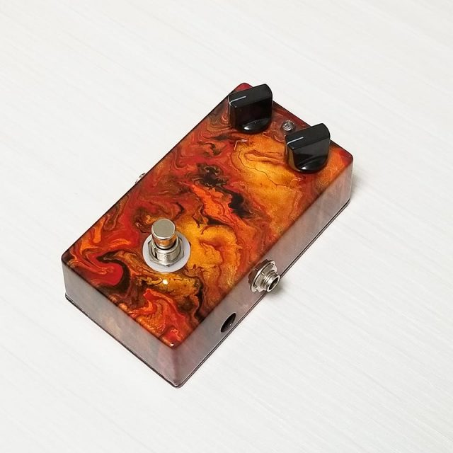 Rockbox Electronics/Red Dog Marble Color【在庫あり】