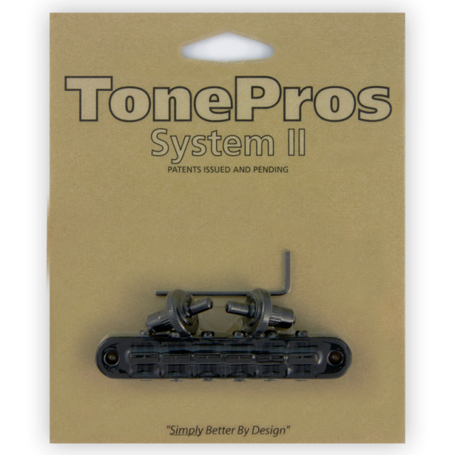 TONE PROS/T3BP-B【インチ】【ナッシュビルタイプ】【サドル溝加工済み】【お取り寄せ商品】