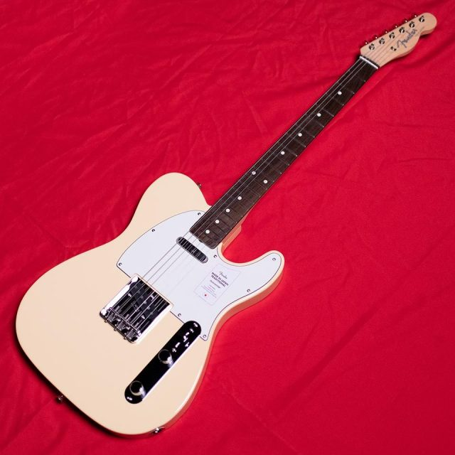 Fender/Made in Japan Traditional 60s Telecaster (Vintage White)【お取り寄せ商品】