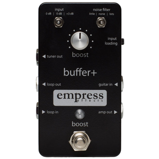 Empress Effects/Buffer+【お取り寄せ商品】