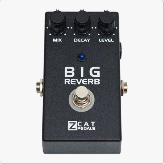 ZCAT Pedals/Big Reverb TI