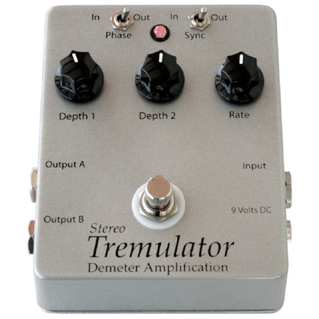 Demeter Amplification/STRM-1