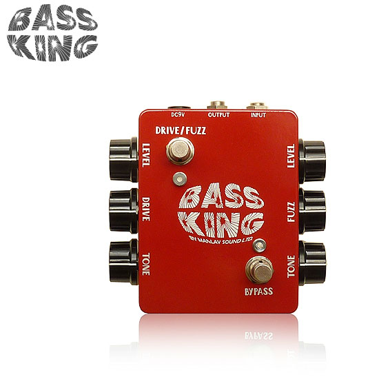 MANLAY SOUND/Bass King【お取り寄せ商品】
