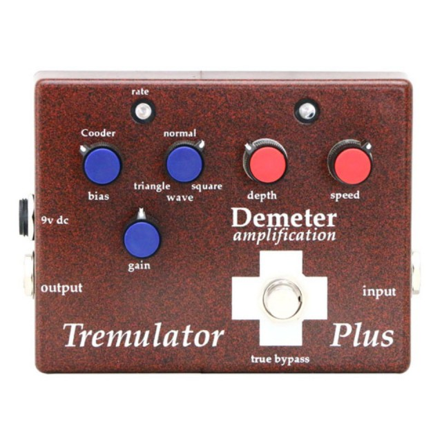 Demeter Amplification/Tremulator Plus【お取り寄せ商品】