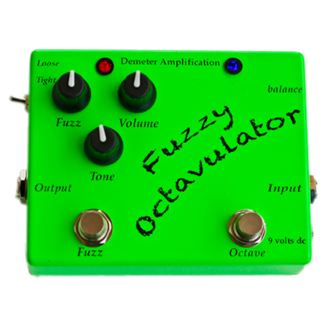 Demeter Amplification/FZO-1【お取り寄せ商品】