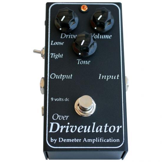 Demeter Amplification/DRV-1