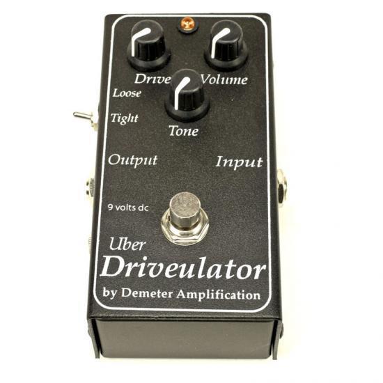 Demeter Amplification/DRV-2