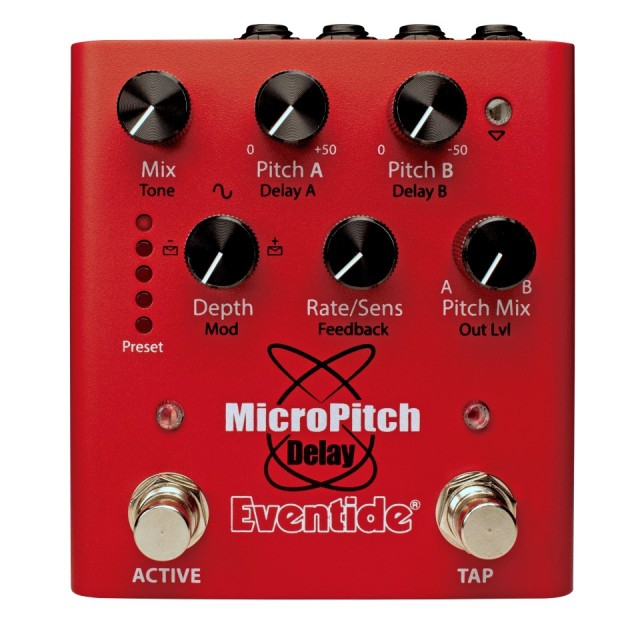 Eventide/MicroPitch Delay【お取り寄せ商品】