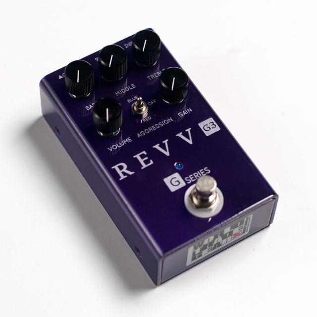 REVV Amplification/G3 PEDAL【在庫あり】【再入荷】
