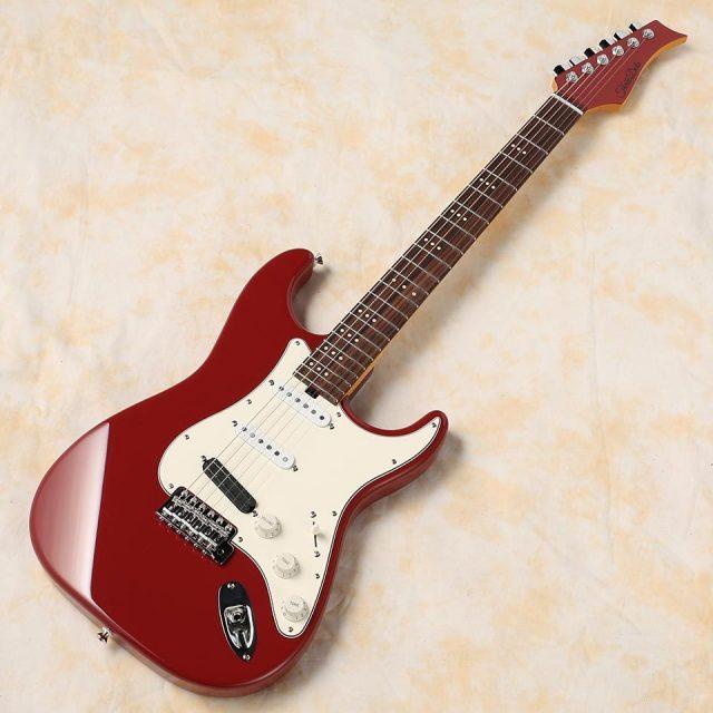 Three Dots Guitars/S (Dakota Red / Rose)