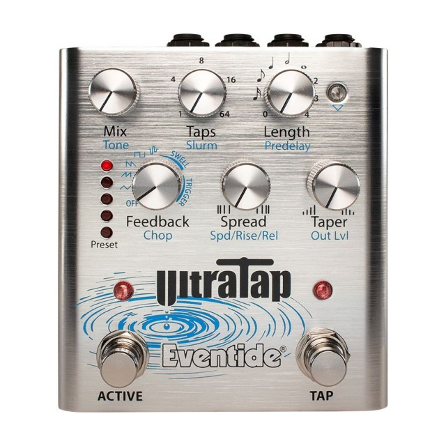 Eventide/UltraTap Pedal【お取り寄せ商品】