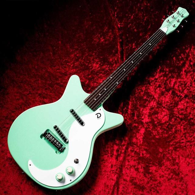 "Danelectro/59 DC ""M"" SPEC NOS+ (Surf Green)【ダンエレクトロ】"