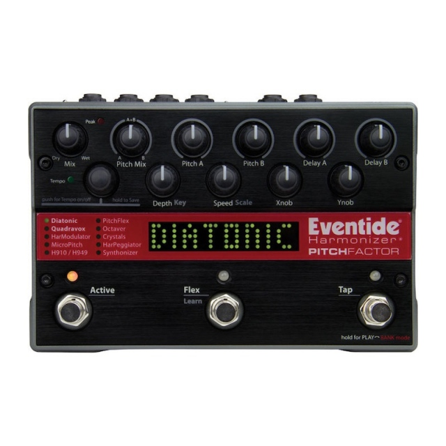 Eventide/PitchFactor