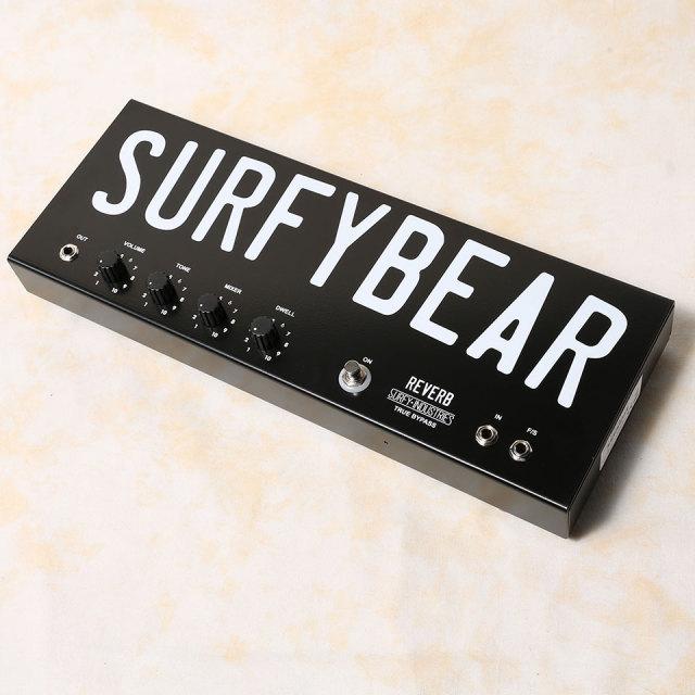 Surfy Industries/SURFYBEAR METAL Black【在庫あり】