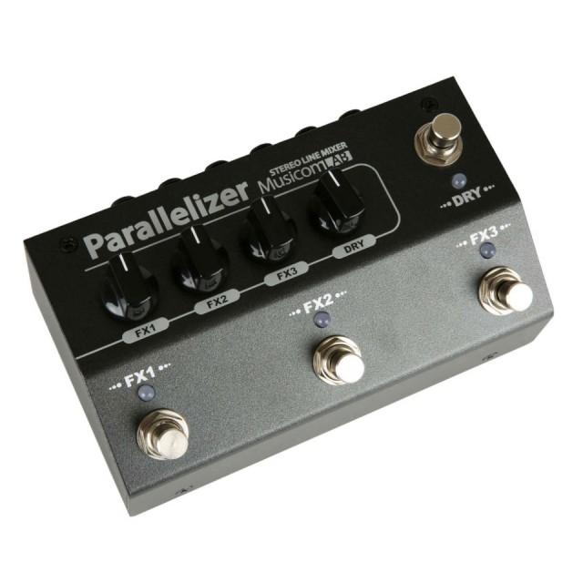 Musicom LAB/Parallelizer【お取り寄せ商品】